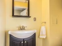 Half Bath V
